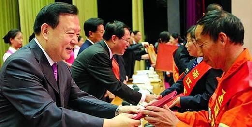 浙江举行G20杭州峰会总结表彰大会