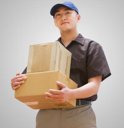 送货上门服务